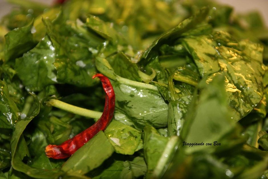 Mix di erbette e spinaci