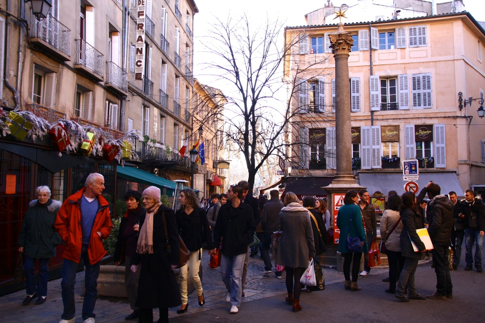 Viaggio itinerante verso Barcellona ''Aix en Provence - Collioure - Cadaqués''   (1/6)
