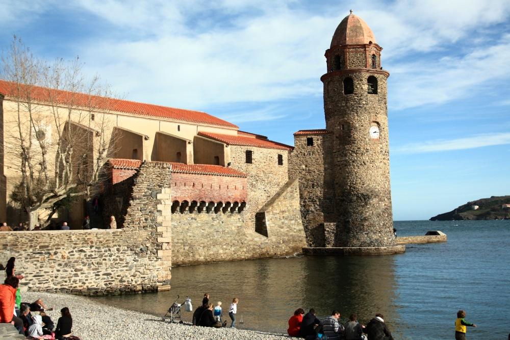 Viaggio itinerante verso Barcellona ''Aix en Provence - Collioure - Cadaqués''   (6/6)