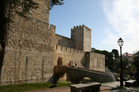 Castello Sao Jorge - foto di Elena -