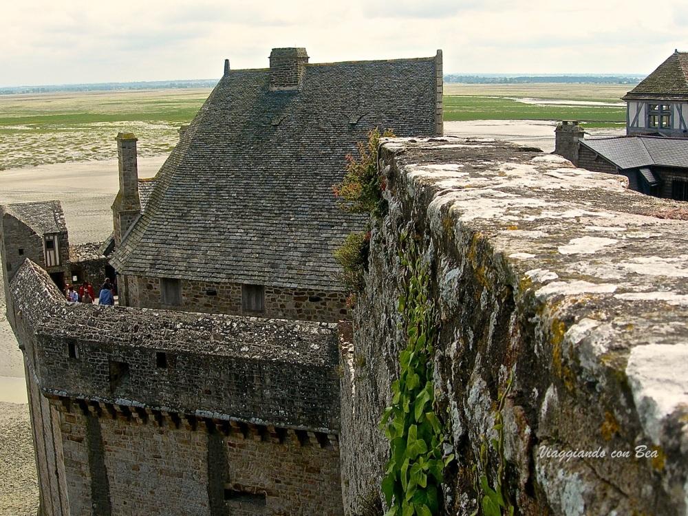 Le Mont-Saint-Michel, Bretagna o Normandia?? (3/6)