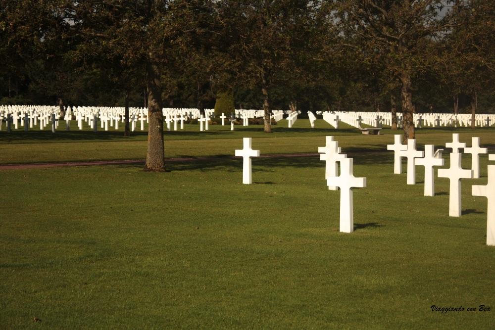 Normandia verso le spiagge del D-Day e non solo.. (2/6)