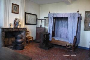 Interno di una casa del Begijnof