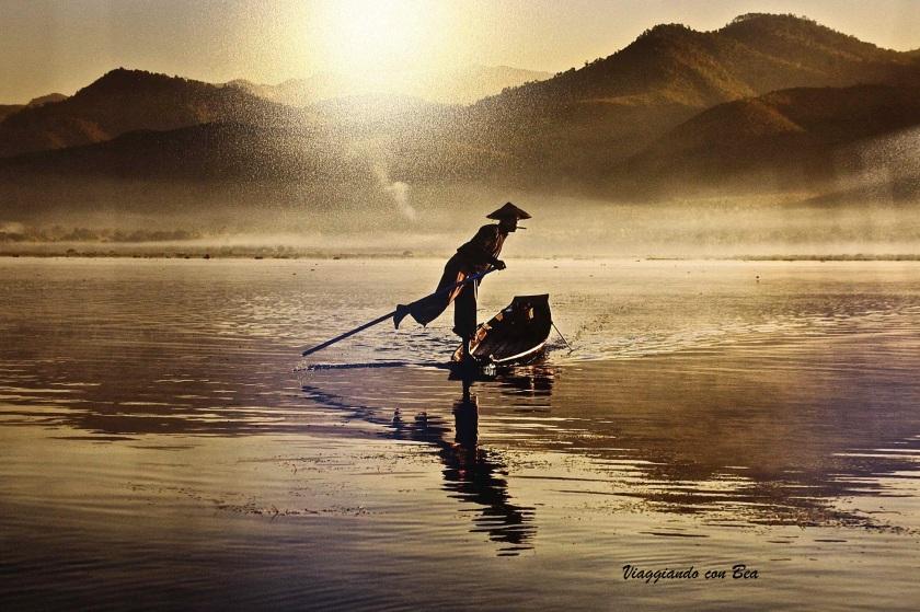 Xigaze, Tibet, 1989 stupendo scatto paesaggistico di Steve McCurry