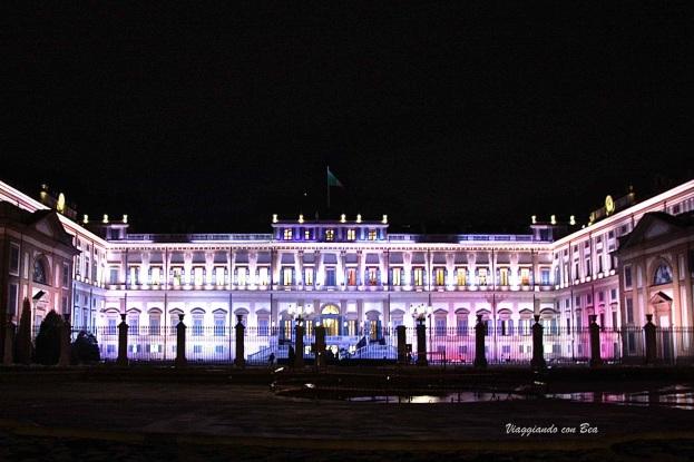 Villa Reale di Monza … è così che oggi ci viene presentata. Bellissima!!!