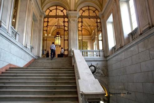 Villa Reale di Monza - Scalone d'onore