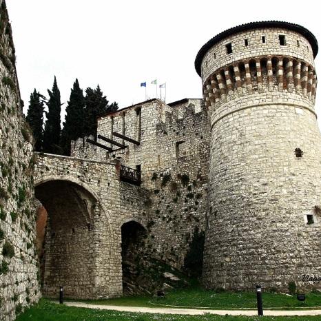 Castello di Brescia - Torre dei prigionieri