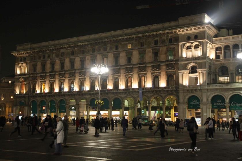 Non posso far altro che salutarvi da dove tutto è cominciato: Piazza Duomo