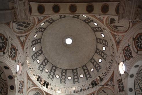 Santa Maria delle Grazie - magnifica cupola