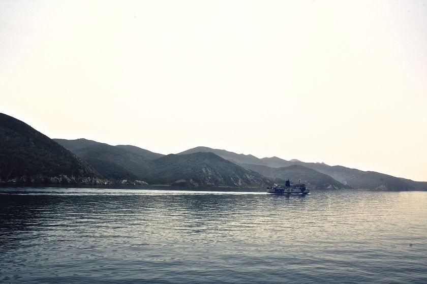 Un saluto un po' melanconico ad un'isola spettacolare