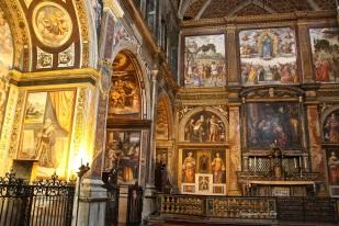 Particolare Chiesa S.Ambrogio