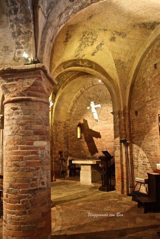 Interno - Rotonda di San Lorenzo