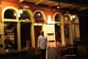 """Spikshuis De Dis"" il grande chef"