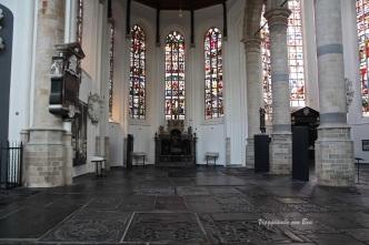 Oude Kerk - interno
