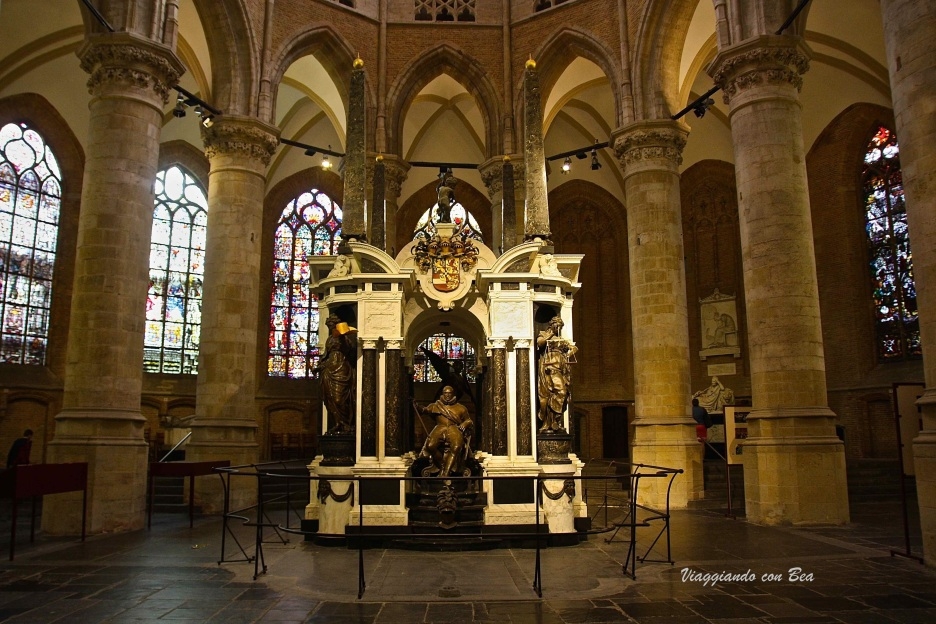 Mausoleo dedicato a Guglielmo d'Orange