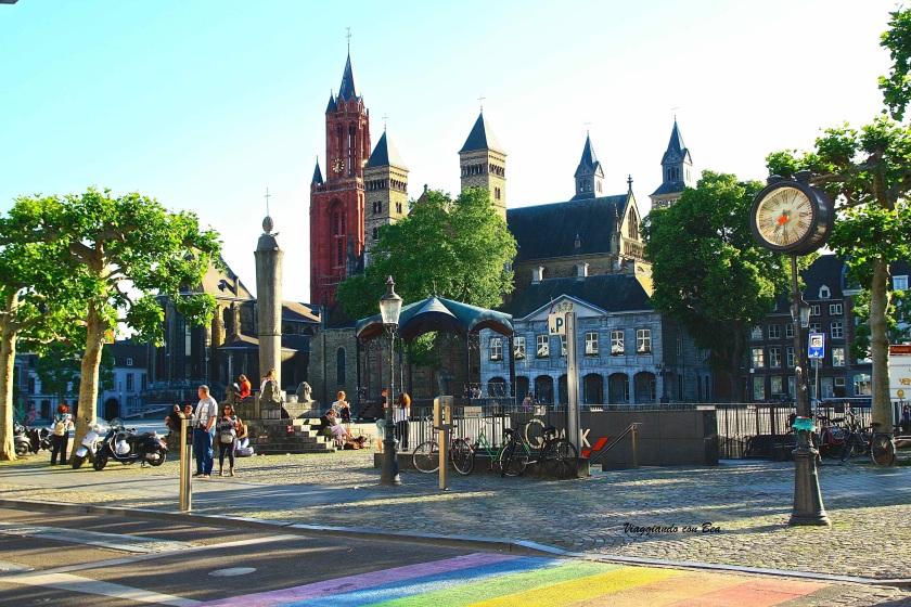 Maastricht - Sint Servaasbasiliek