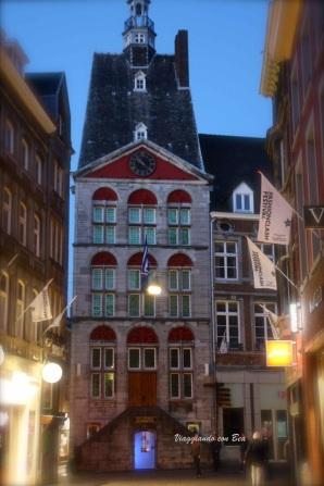 Dinghuis - Antico municipio