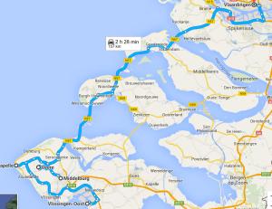 Il nostro primo tour in Olanda