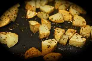 far rosolare le patate