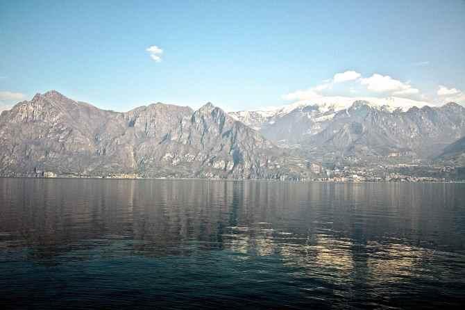 paesaggi ameni e dolci montagne