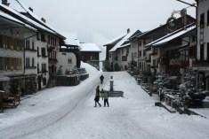 Svizzera - Gruyeres