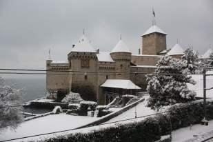 Svizzera - Chateaux de chillon
