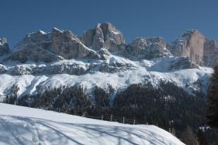Magnifiche le Dolomiti
