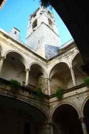 Palazzo dei Capitani del Popolo - cortile rinascimentale