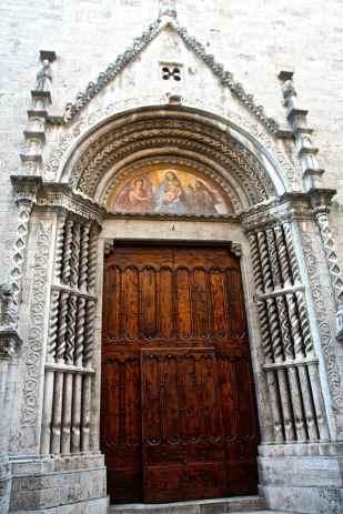 Portale della Chiesa di San Francesco