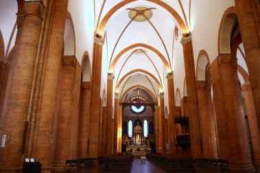 Chiesa del Carmine - interno