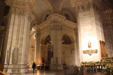 Il Duomo - magnifico interno