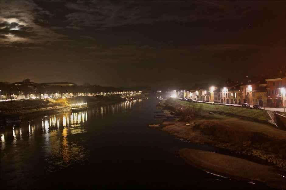 notturno sul Ticino