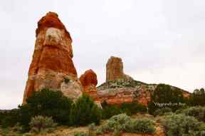 bellissimi esemplari di Red Rocks