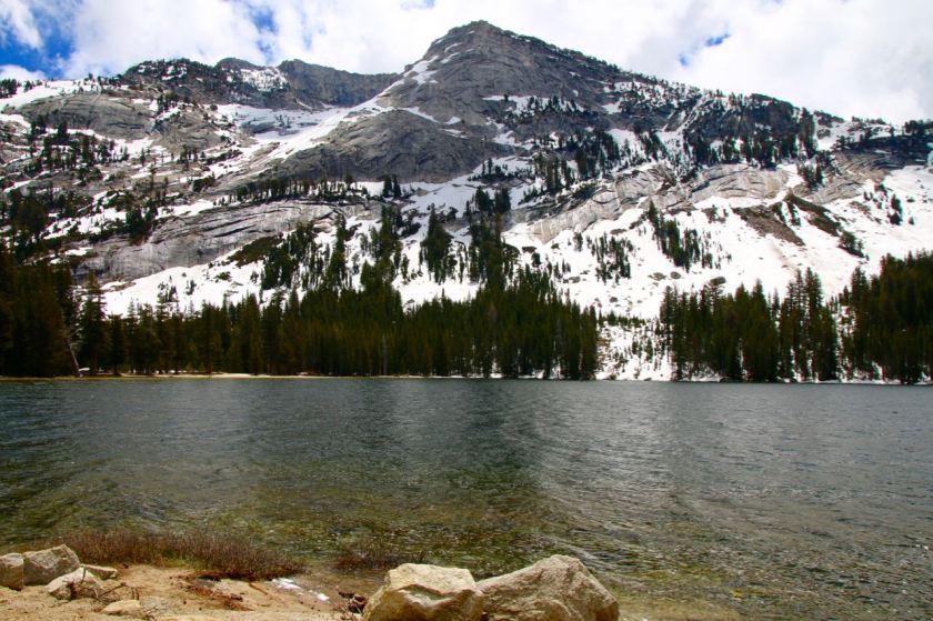 Scorcio sul Tenaya Lake