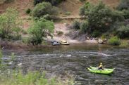 Rafting lungo il Mercedes River