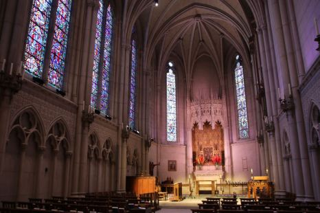 Grace Cathedral - Grace Chapel