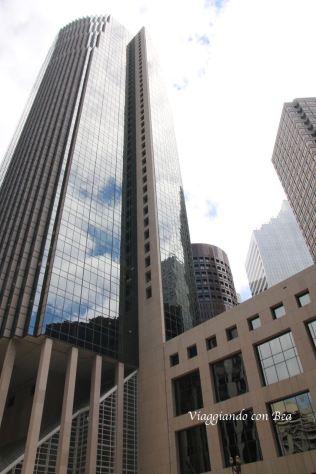 Passeggiando nel Financial District