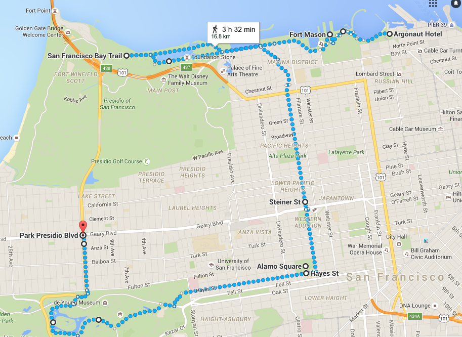Con un programma così la Maratona l'abbiamo fatta veramente (16 km)