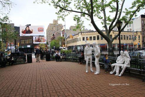 Sheridan Square un labirinto di strade che s'intersecano