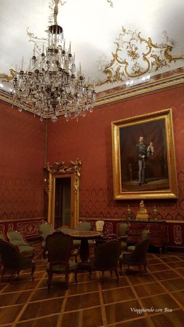 Salotto della regina Margherita