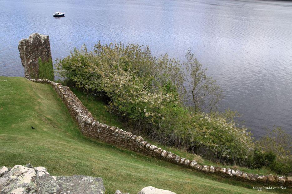 Sguardo sul Loch Ness