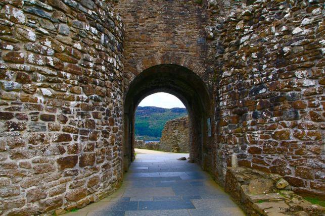 Gatehouse - mura difensive e prigione
