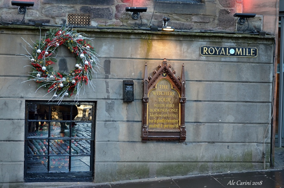edimburgo, royal mile
