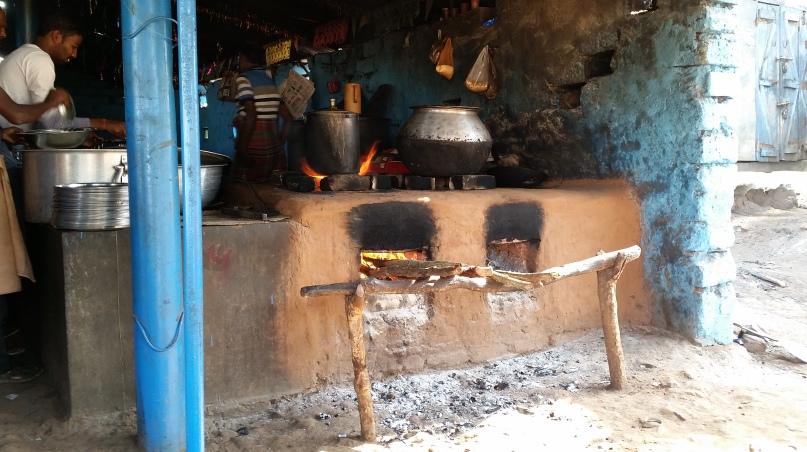 il ristorante-cucina